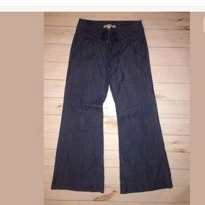 🌿 Forever21 Womens Jean Size 28 Low Rise Flare